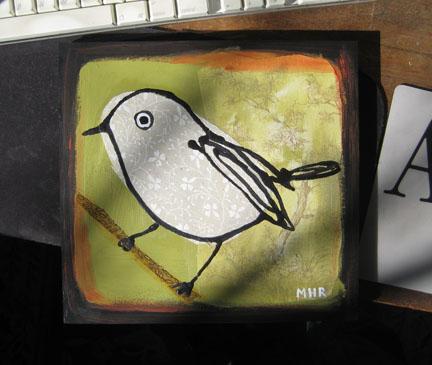 sh mess birdLR