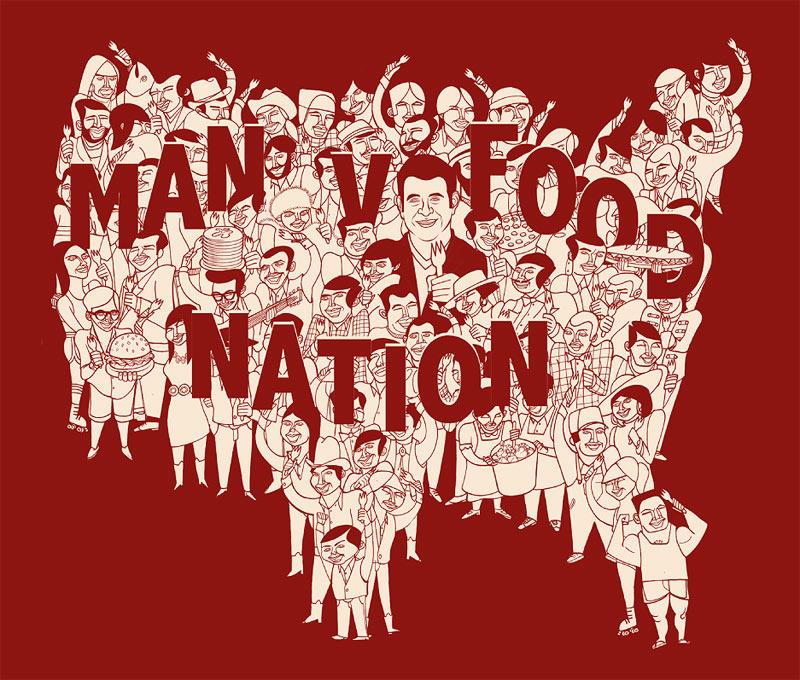 detail: Jason Greenberg for Food Network: man v food