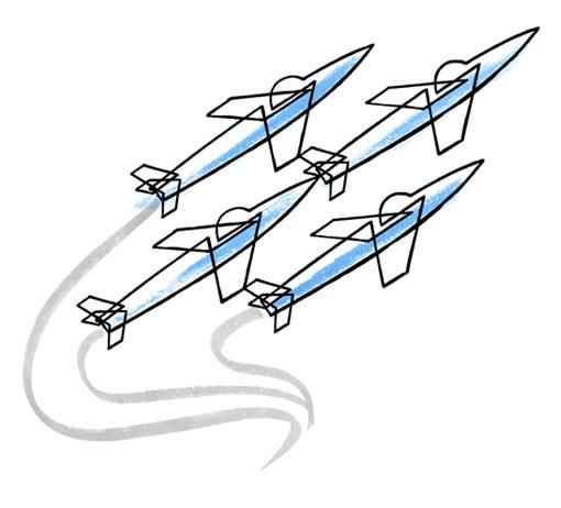 Elvis Swift for NetApp: NetApp Jets