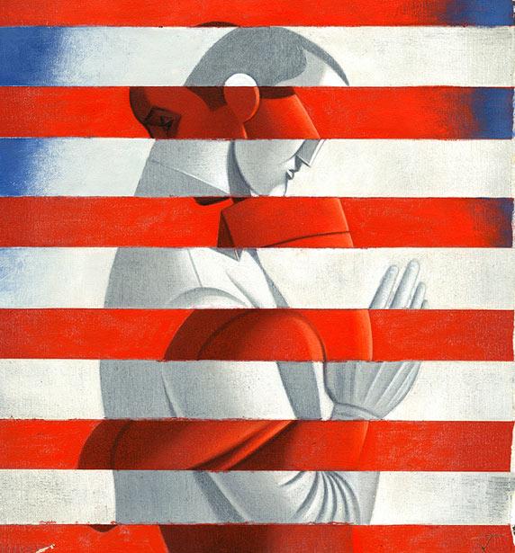 Jon Krause : Liberty Magazine : American Grace