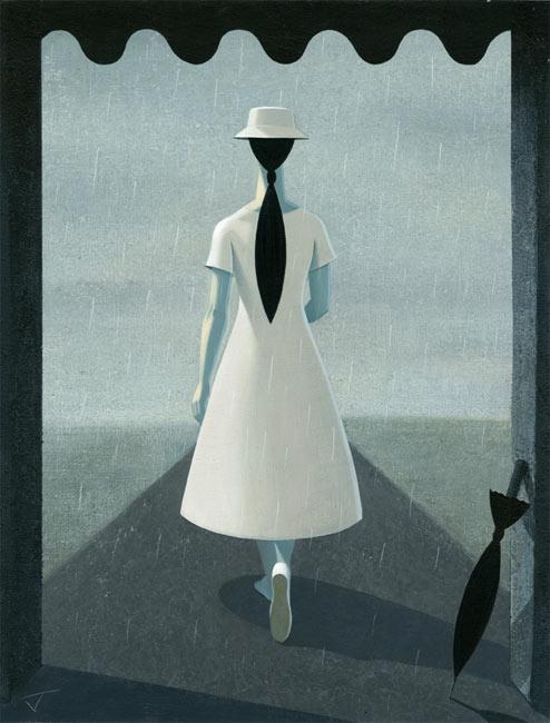 Jon Krause : The Washington Post : umbrella